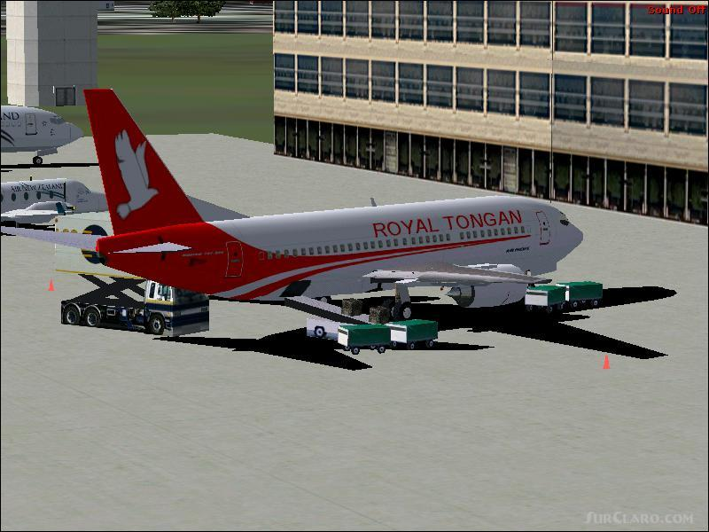 FS2004 AI-TRAFFIC South Pacific Including Australia And New