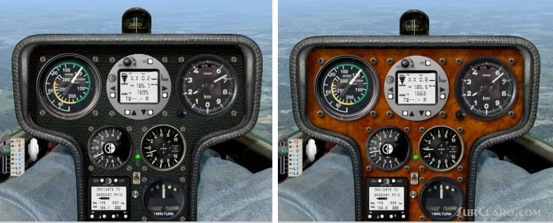 FSX DG-202 Vers 4 E A One Seat Glider Airplane Performance