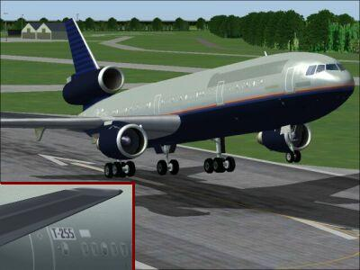 FS2004 Texture Exclusively SGA KDC-10-30CF Addon Bundle