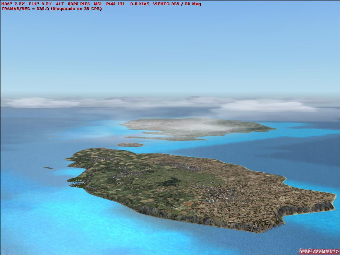 how to add scenery to fs2004