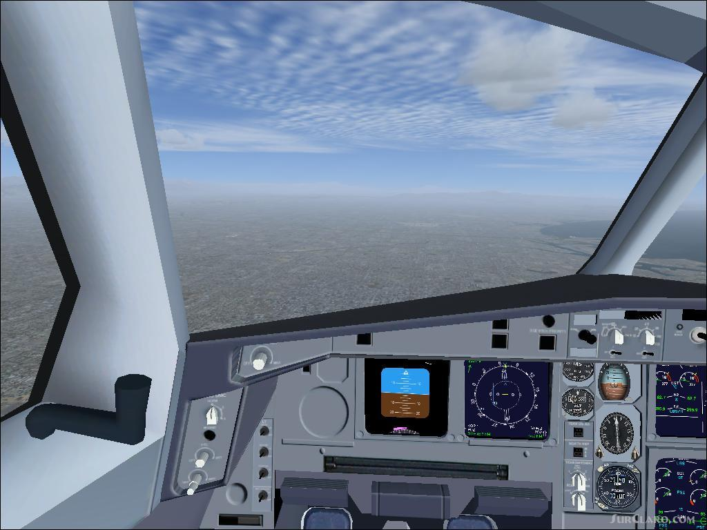 FSX Project Opensky Airbus A330-300 Rolls Royce Engines Aircraft