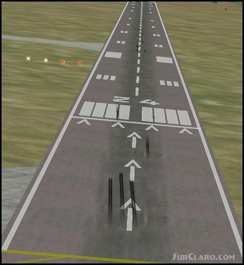 FS2002 Scenery Runway Texture Replacement Original Gary