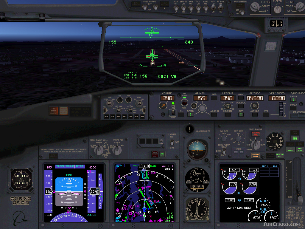 Fs2004 Boeing 737 Ng Panel Project V2 2