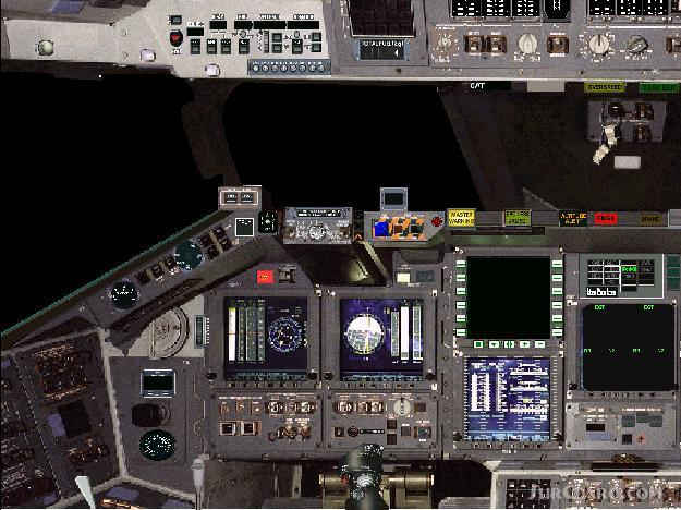 space shuttle cockpit displays - photo #13