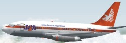 Upgrade 7 aircrafts Mozambique fix image 1