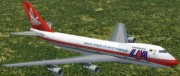 FS2002 Boeing 747-282b LAM - Africa - Mozambique image 1