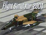 FS2004 splash screen Featuring AlphaSim F-4 image 1