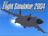 FS2004 splash screen Featuring AlphaSim image 1