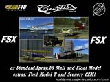 FSX Project Curtiss Jenny Series image 1