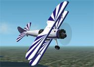FS2002 Stearman Kaydet bundle completely image 1
