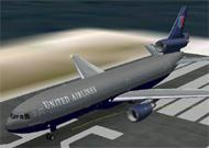 FS2002 - United Airlines DC-10-30 United image 1