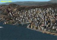 FS2002 FRENCH RIVIERA project 3 Quarter east image 1