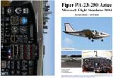 FS2004 Manual/Checklist Piper PA-23-250 Aztec image 1