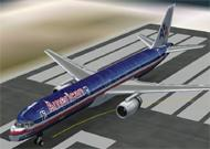FS2002 American Airlines 757-200 V1.0Beta image 1