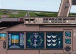 FS2002 Panel - Boeing Blended Wing Body image 1