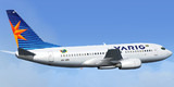 Project Opensky - B737-76N Varig NC rev tail image 1
