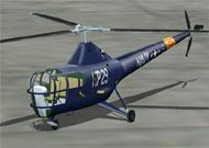 FS2002 Sikorsky H-5 S-51 an new image 1