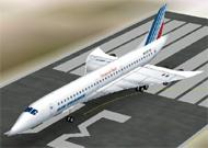 FS2002 -generation SST2007 Air France II image 1