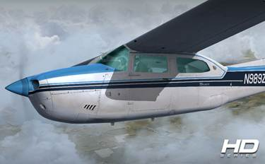 CT210M Centurion II HD Series for FSX