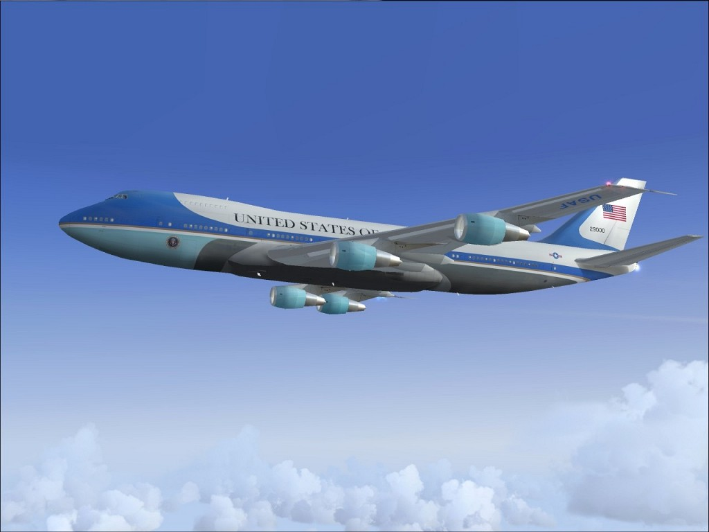 Air Force One leaving KATL (Atlanta, GA) - Photo 4330