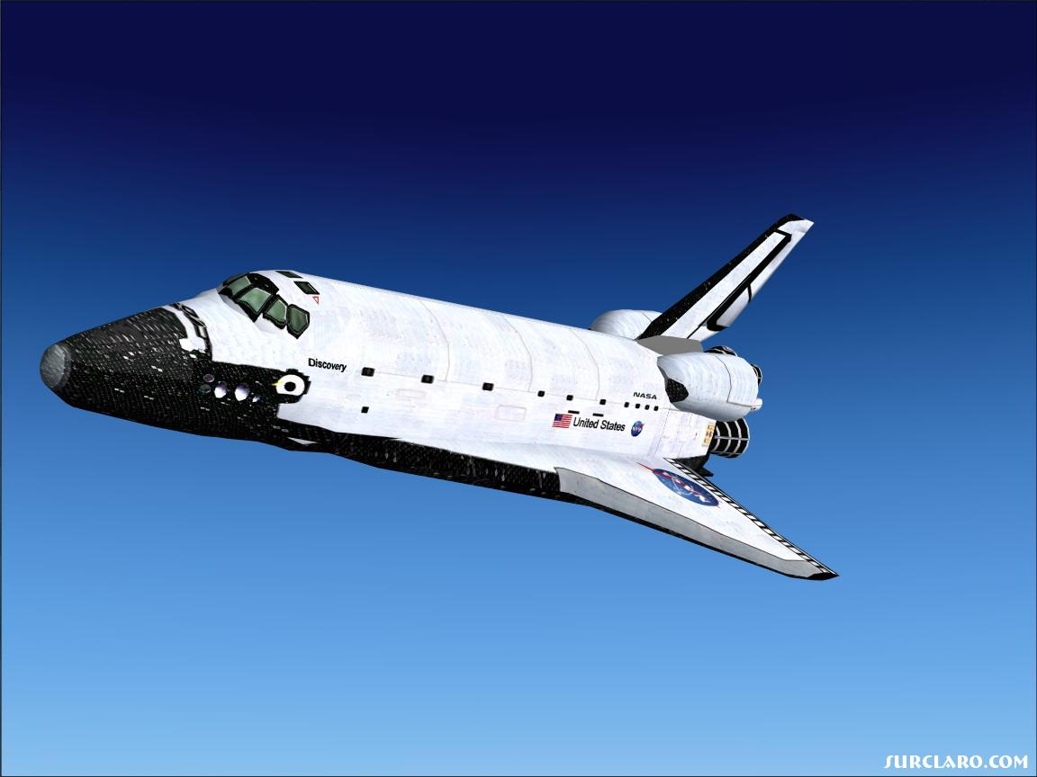 FS2004 | Nasa/boeing Space Shuttle (10329) - SurClaro ...