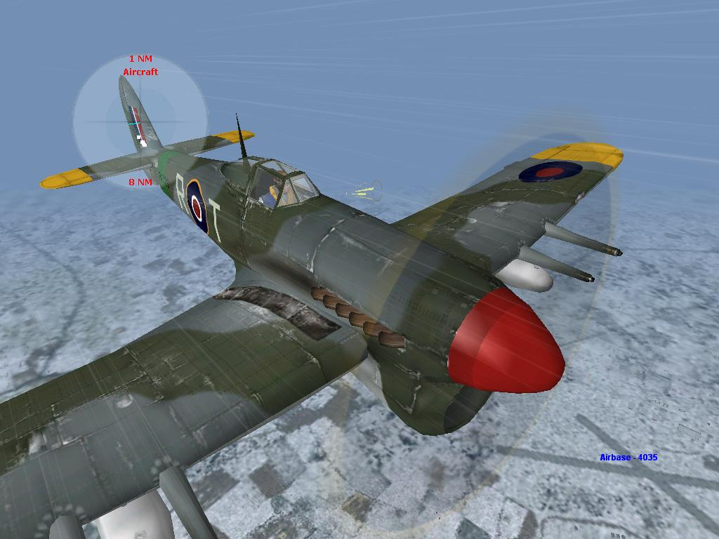 Very realistic graphics, brings the Typhoon to life and in its full glory - Photo 2742