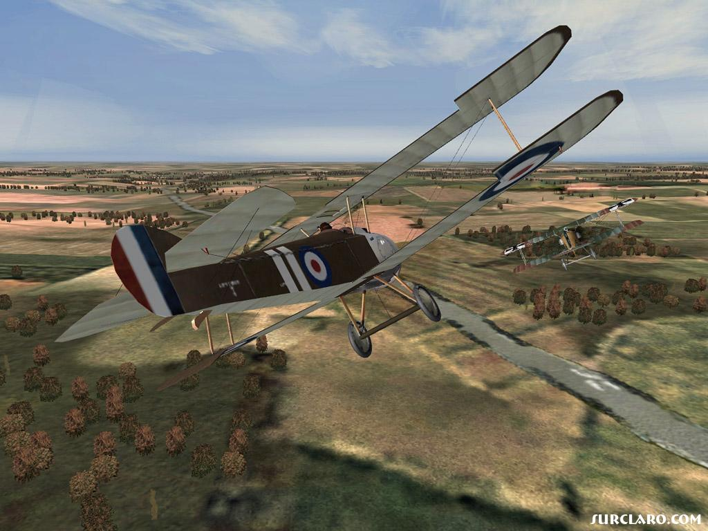 Pic from CFS3 mod Over Flanders Fields - Photo 13301