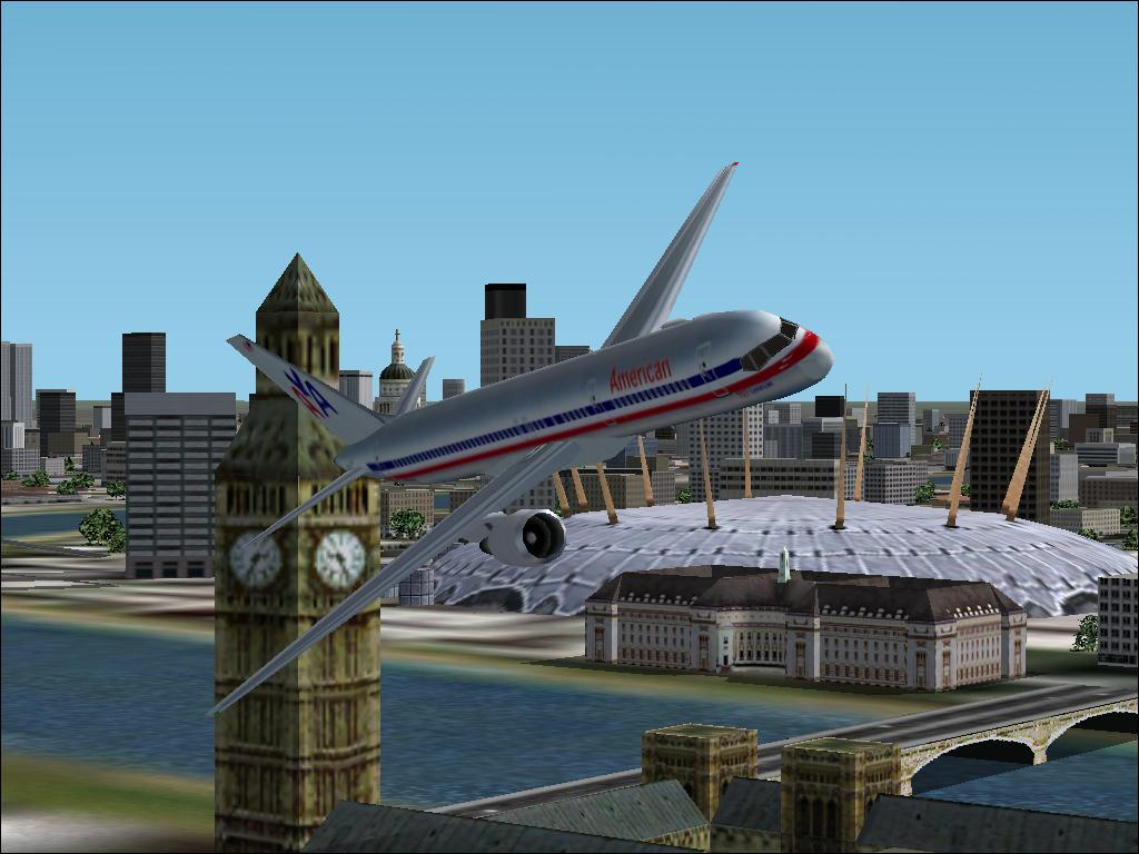 Boeing 757 in London!  - Photo 607