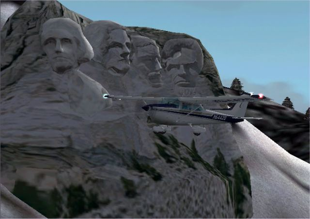 Look!  Mt. Rushmore!  Not some cheesy White polygon with postage stamps on it! - Photo 149