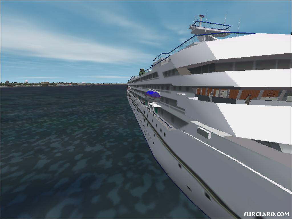 Cruise Ship Highly Detailed,, from FS-SHIPYARDS.COM          - Photo 9349