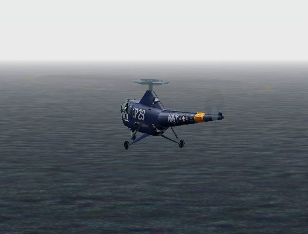fs2002 sikorsky s 51 at sea 1660 surclaro photos. Black Bedroom Furniture Sets. Home Design Ideas