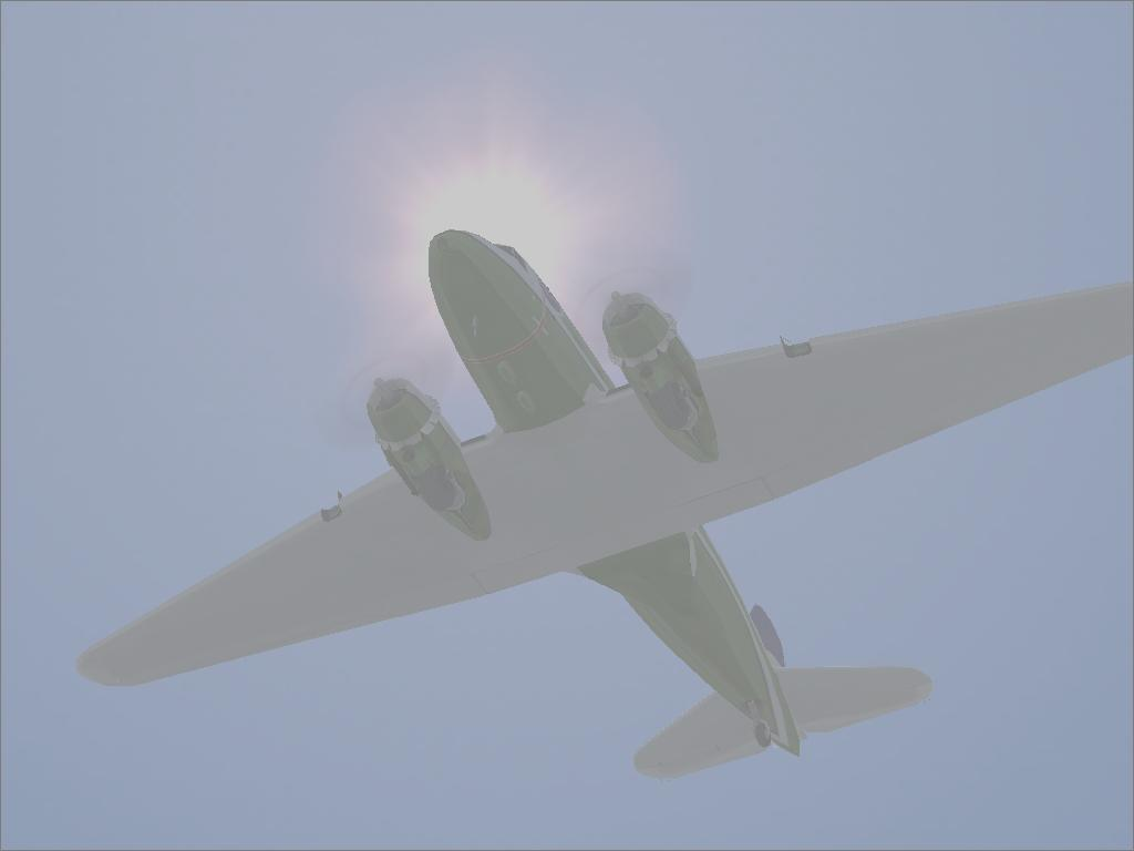 A cool shot of my favorite aircraft on the game. - Photo 3493