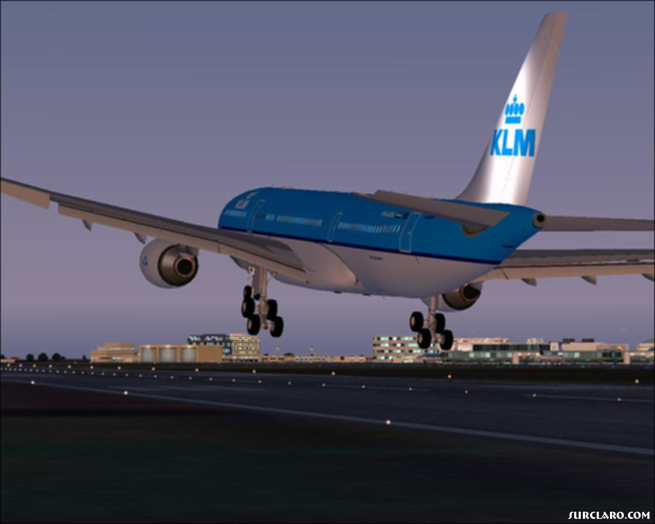 Klm First