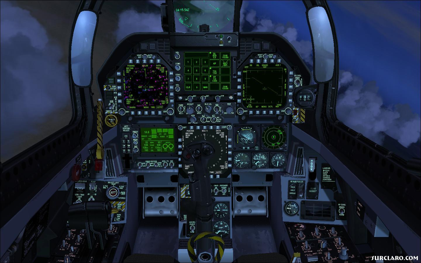 The new F22 cockpit promises to redefine the standard of the way fighter aircraft cockpits are supposed to look It will be designed to let the pilot act as