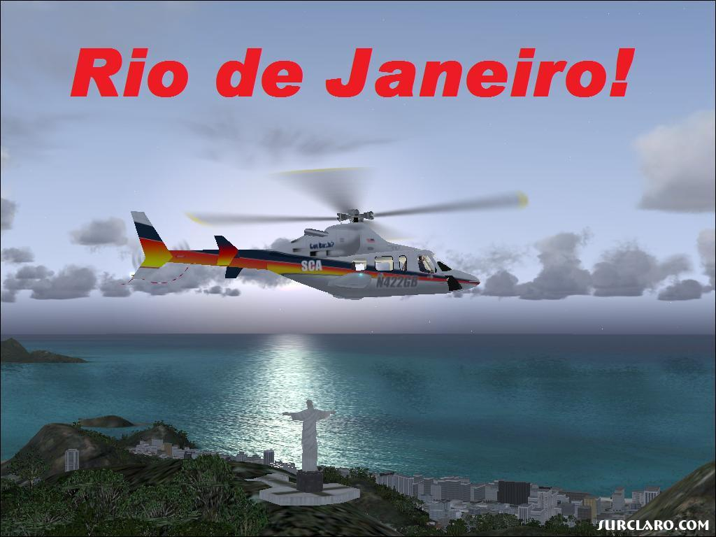 Christ The Redeemer Helicopter Tour