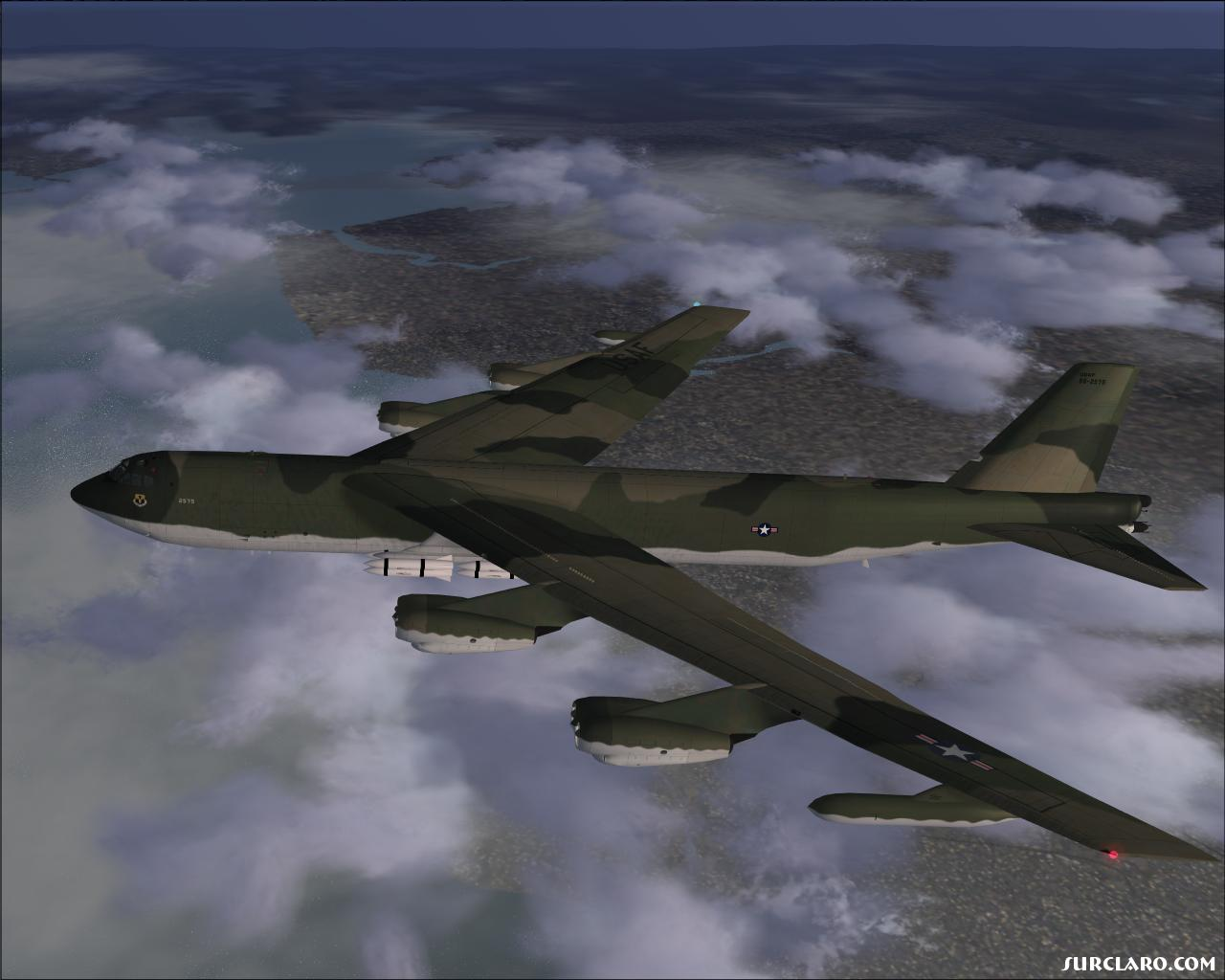 Out for an early morning bombing run over England, just kidding brettr don't be scared..lol - Photo 13571