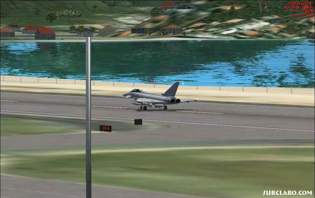 ALPHA EFA Typhoon