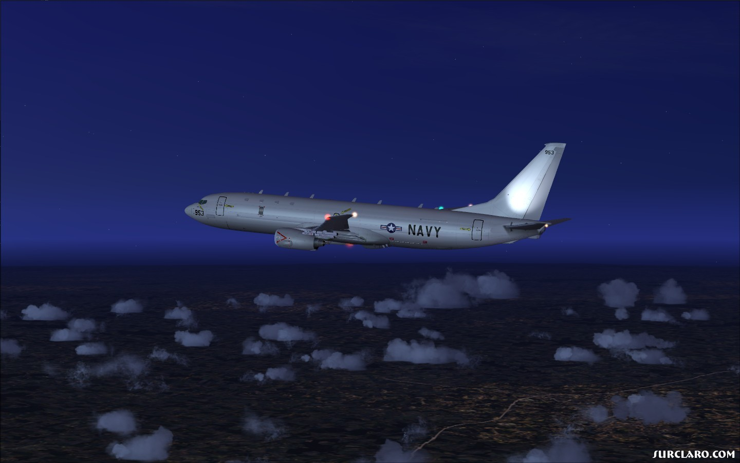 Boeing P-8A of Opensky in FSX - Photo 17394