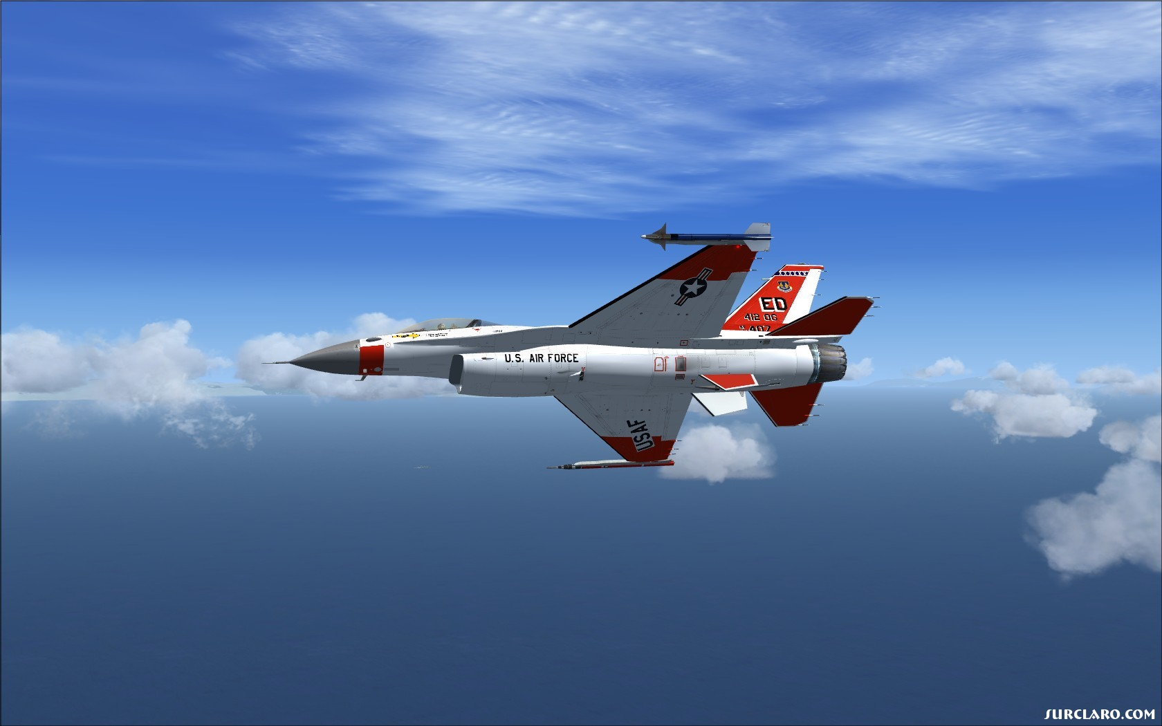 F-16 from Aerosoft - Photo 17395