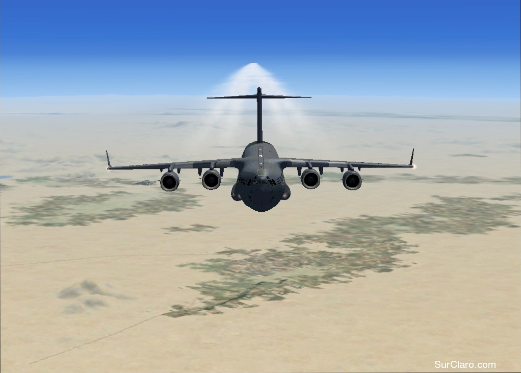 cruising over the afghan border - Photo 18582
