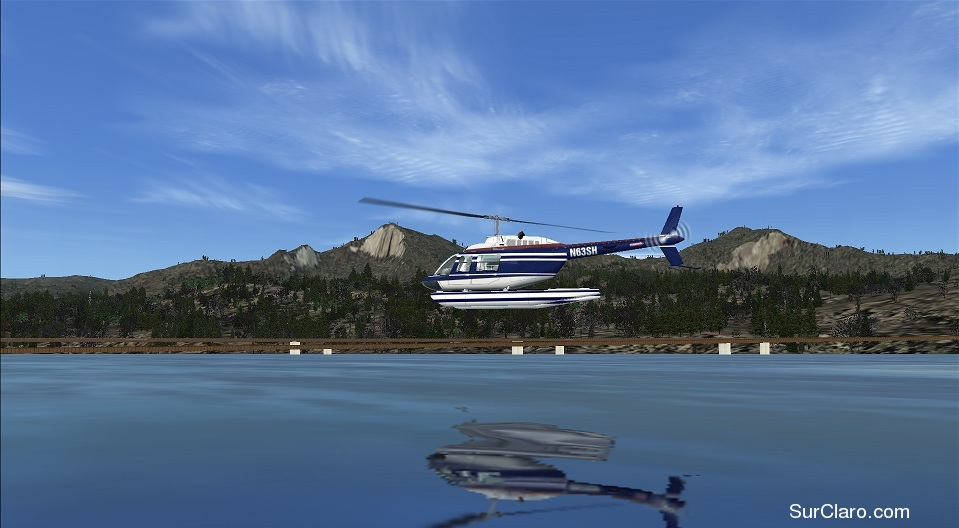 New Download - Bell 206 B Heli's - 13 different varients (paint schemes), from EAGLE ROTORCRAFT SIMULATIONS.COM  get yours for FSX !! - Photo 18514