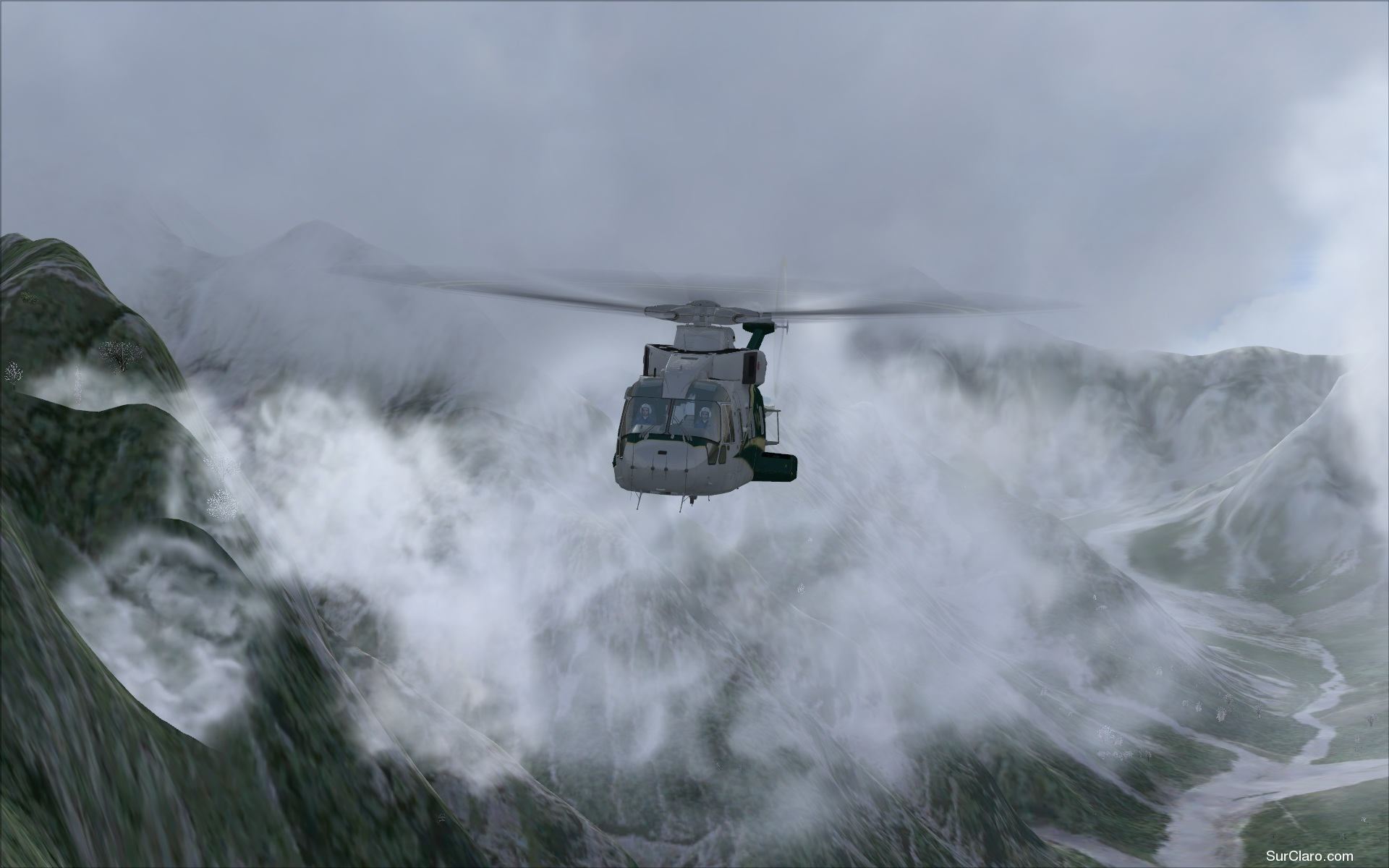 Agusta Westland EH101 in Austrian Alps (2) - Photo 18580