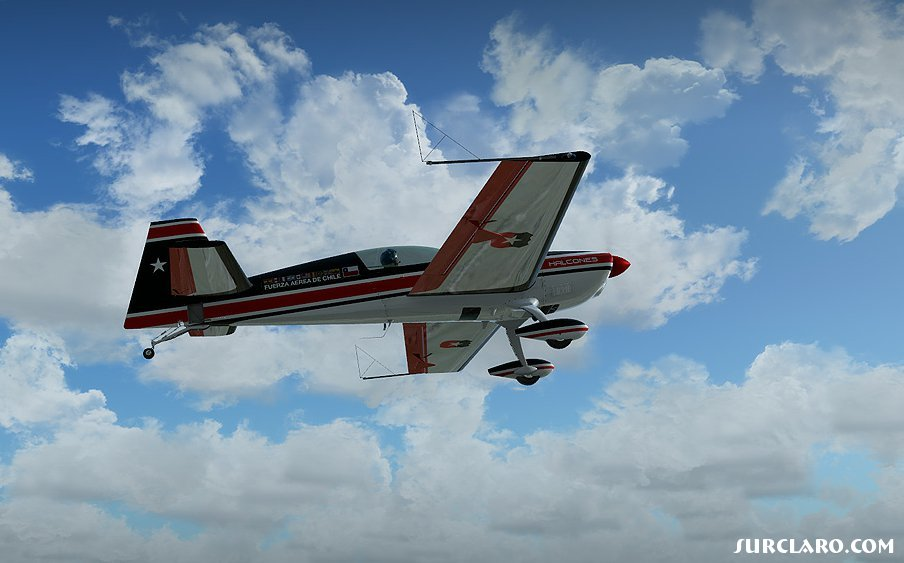 [FSX] - Alabeo - Extra 300S (Aircraft)