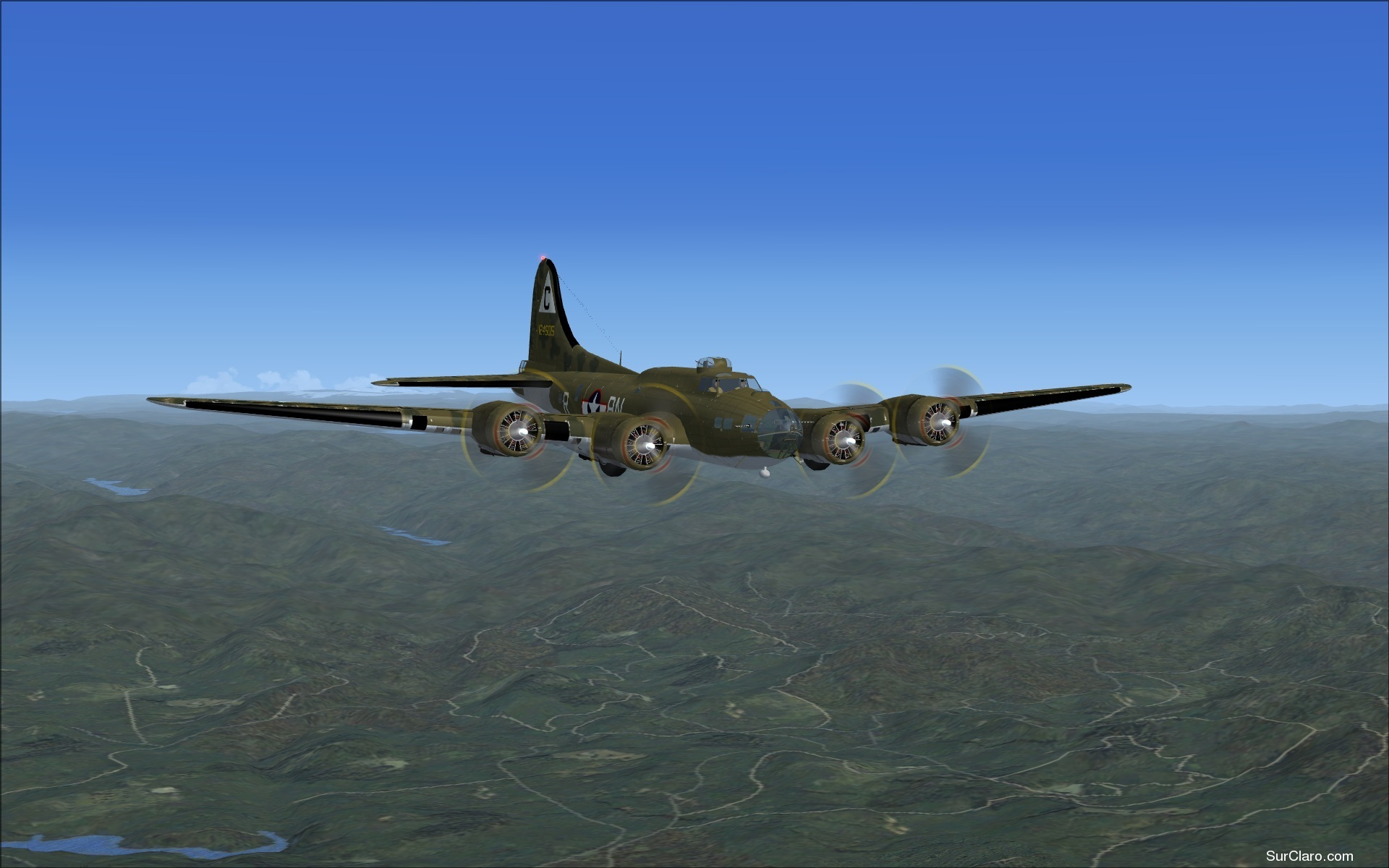 Boeing B17 Flying Fortress - Photo 18571