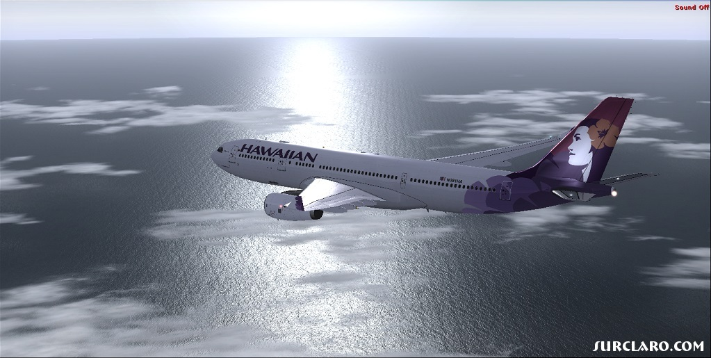 FSX Hawaiian a330 - Photo 18807
