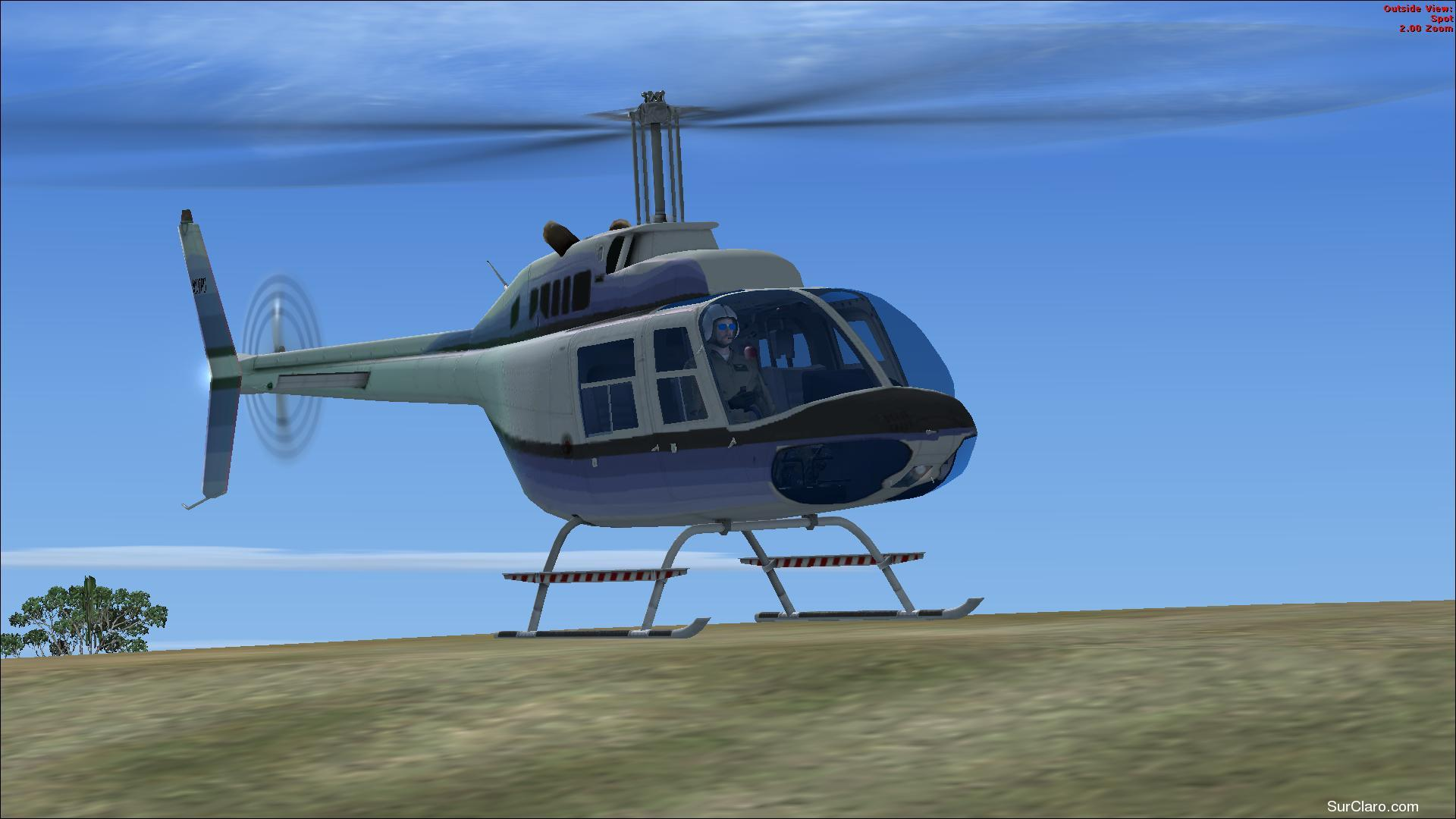 Reapint of the FSX Gold Edition - Bell 206 B - Photo 18429