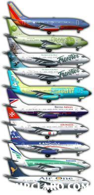 as you can see i love 737's - Photo 6549