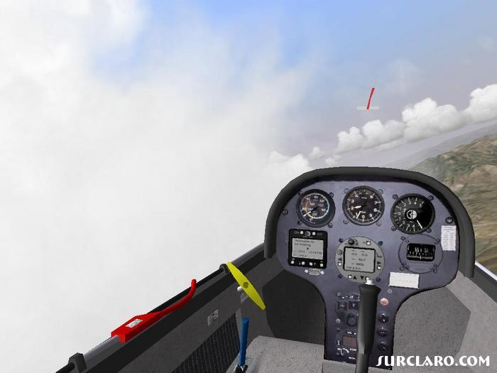 From virtual cockpit - Photo 18207