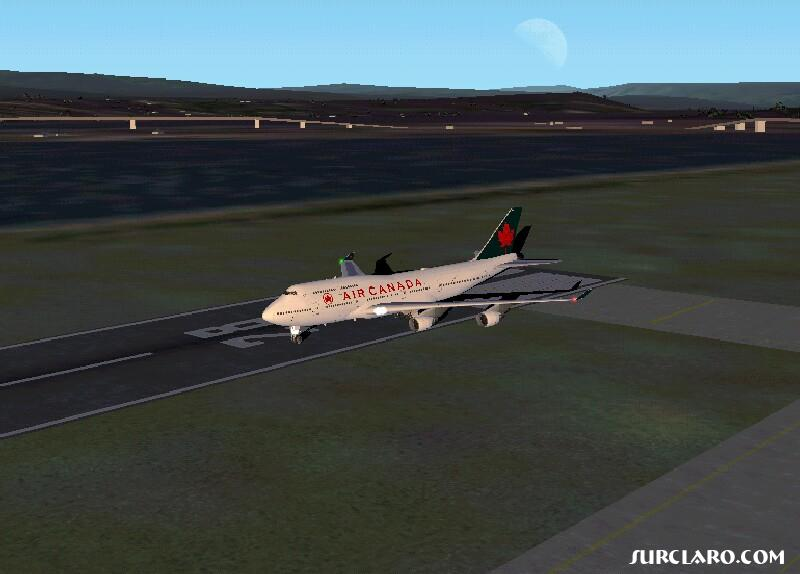 Taxiing for an early Take Off! - Photo 2993