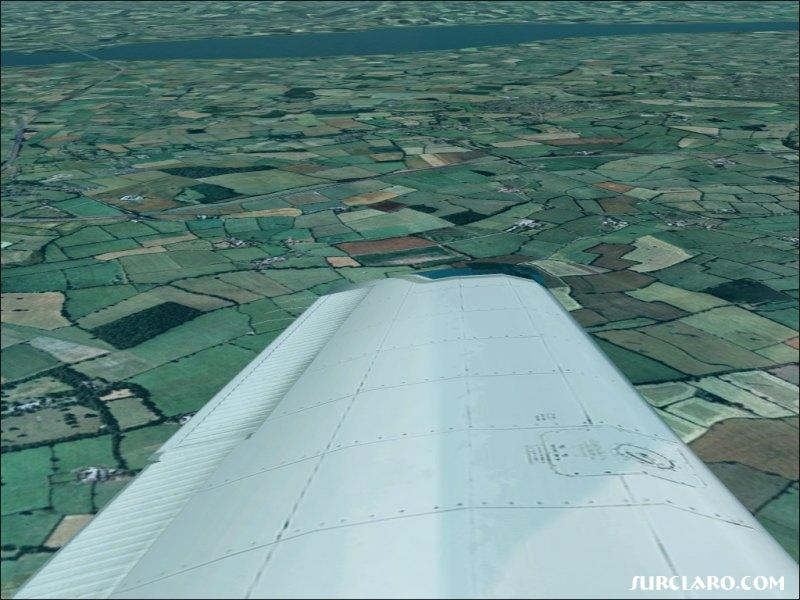 Flying with UK VFR scenery - Photo 3029